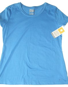 Champion Women's NWT C9 by Champion DUO DRY T Shirt L Keep You Cool&Dry Sky Blue NEW