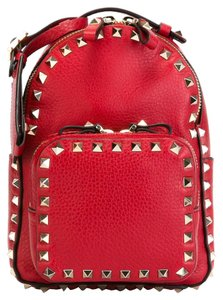 Valentino Rockstud Mini Backpack