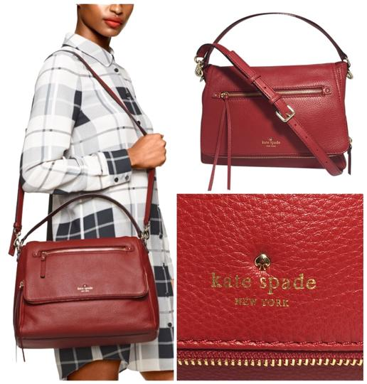 Preload https://item2.tradesy.com/images/kate-spade-cobble-hill-toddy-red-leather-shoulder-bag-10472176-0-1.jpg?width=440&height=440