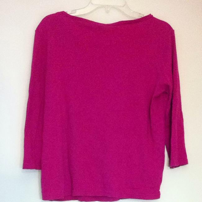 Old Navy Pink Cotton Top Maternity