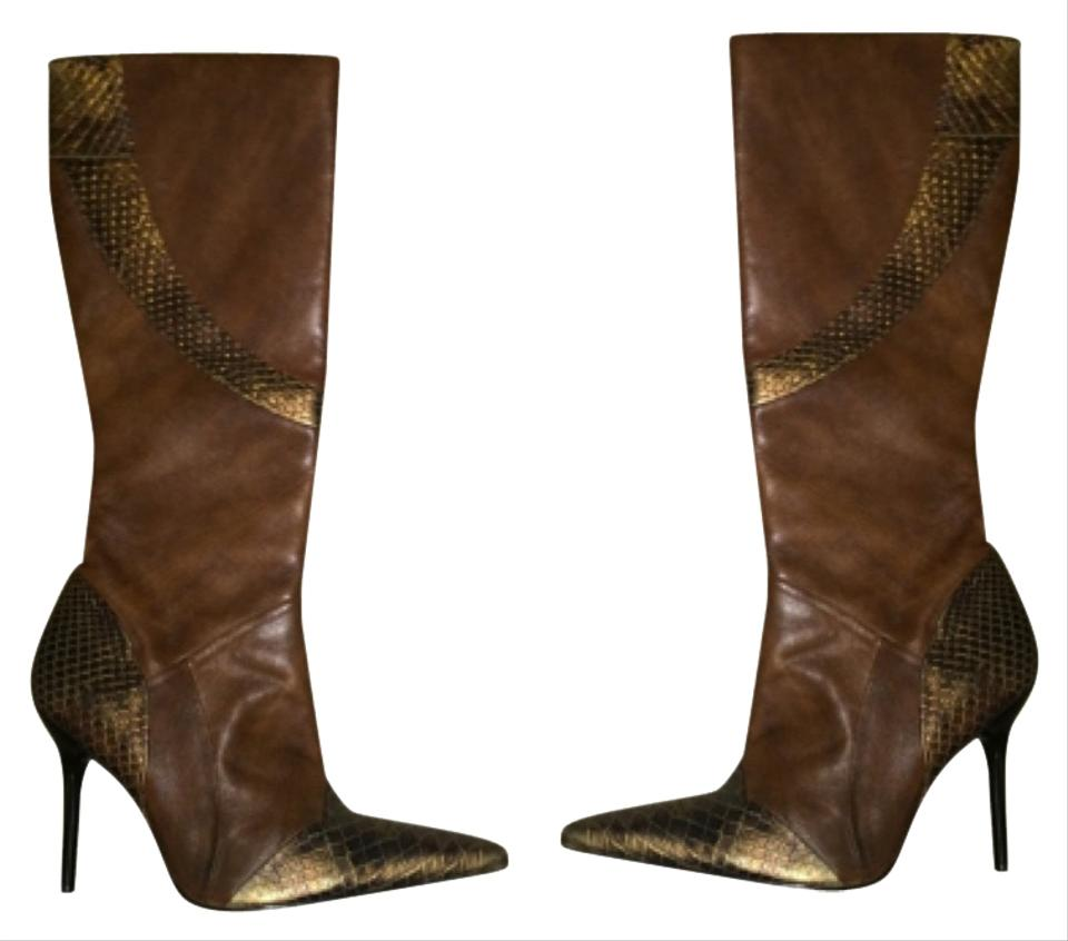 77e2674cf12a ALDO Chocolate Brown None Boots Booties Size US 7 Regular (M