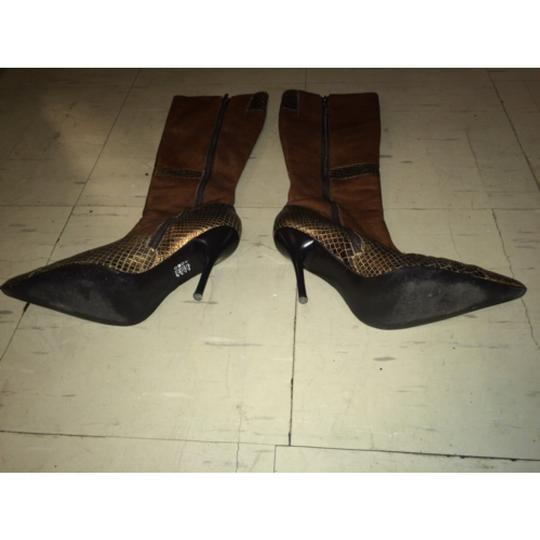 ALDO Chocolate Brown Boots