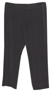 Sag Harbor Estilo Gray Stretch Trouser Pants Heather Gray