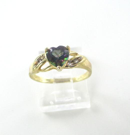 Preload https://item3.tradesy.com/images/gold-10k-yellow-heart-purple-cocktail-band-engagement-ring-10473397-0-0.jpg?width=440&height=440