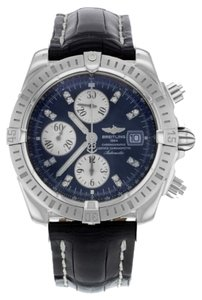 Breitling Breitling Evolution A13356 Diamond Dial Stainless Steel Automatic Men's Watch (60)