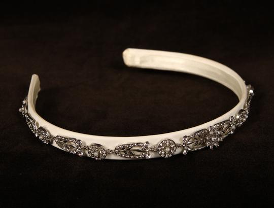 Diamond White 160 Headband Headpiece Hair Accessory