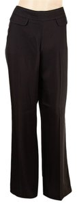 Trina Turk Nichola Boot Cut Pants Black