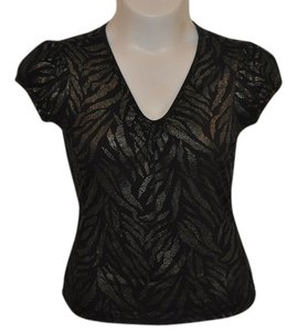 Worthington Top Black/silver