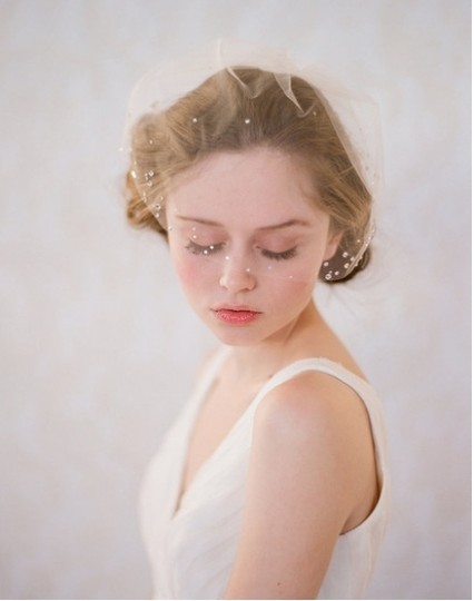 Preload https://img-static.tradesy.com/item/1047673/bhldn-champagne-short-twigs-and-honey-rhinestone-adorned-mini-tulle-style-145-bridal-veil-0-0-540-540.jpg