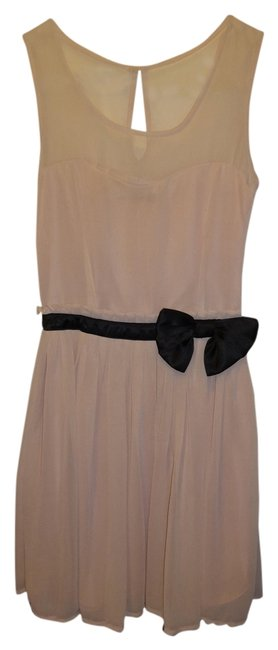 Item - Pink Ballet Above Knee Night Out Dress Size 2 (XS)