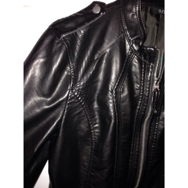 a.n.a. a new approach Motorcycle Jacket