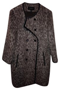 Ann Taylor Fur Coat