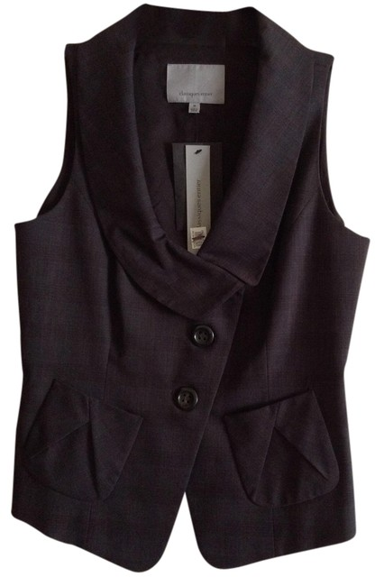 Preload https://item1.tradesy.com/images/classiques-entier-charcoal-grey-from-nordstrom-vest-tank-topcami-size-10-m-1047790-0-0.jpg?width=400&height=650