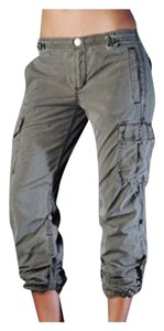 A|X Armani Exchange Capris Grey