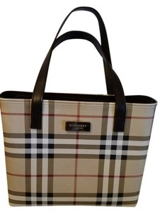 Burberry Tote Reserved for CYN or Stefanie...whichever buys first!!