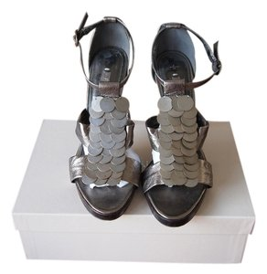 Other Pewter/Metallic Sandals