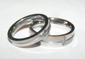 Valentine's Day Sale 2pc Wedding Set Free Shipping