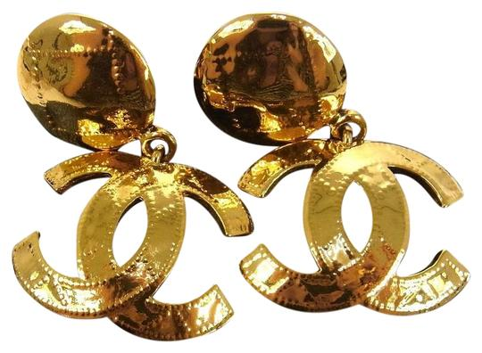 Chanel Vintage Chanel Clip Ons
