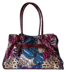 Carlos Falchi Tote Shoulder Bag