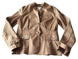 Charter Club Caramel Jacket