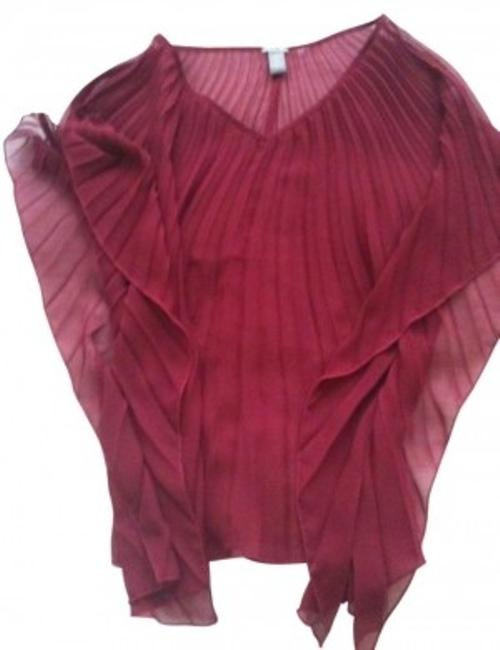 Preload https://item3.tradesy.com/images/charlotte-russe-burgandy-blouse-size-8-m-10482-0-0.jpg?width=400&height=650