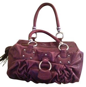 Charles David Tote in purple