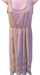 Nude Maxi Dress by Charlotte Russe