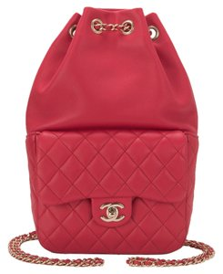 Chanel Small Flap Cc Backpack