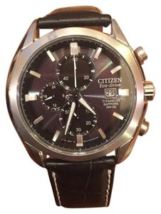 Citizen Titanium Saphire Crystal Men's Watch