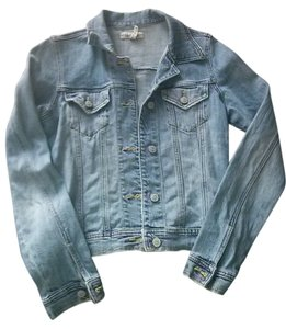 Urban Behavior Womens Jean Jacket