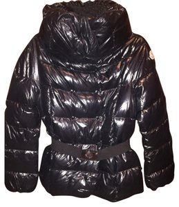 Moncler Double-Breasted Puffer Down Jacket Coat size 3 Coat