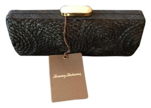 Tommy Bahama Hard Shell Black Clutch