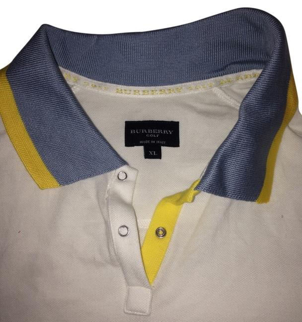 Preload https://item3.tradesy.com/images/burberry-white-golf-junior-activewear-top-size-16-xl-plus-0x-10484437-0-1.jpg?width=400&height=650