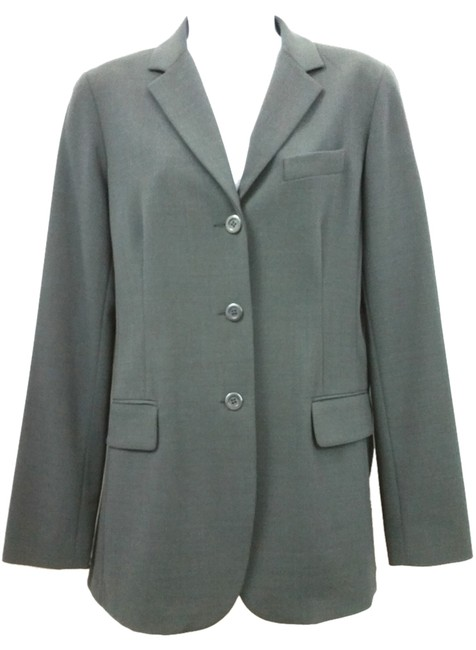 Theory Jacket GRAY Blazer