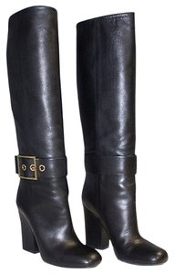 Gucci Fashion Black Boots
