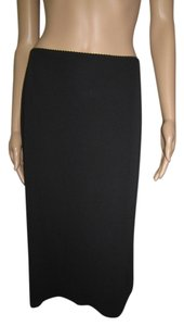 Banana Republic Versatile Comfortable Dressy Office Or Club Maxi Skirt Black