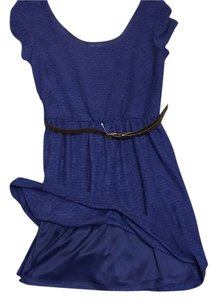 Lily Rose short dress Navy blue on Tradesy