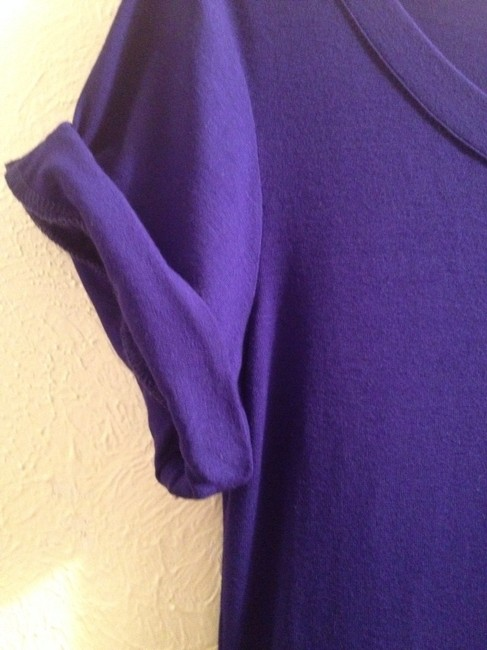 French Connection short dress Purple on Tradesy