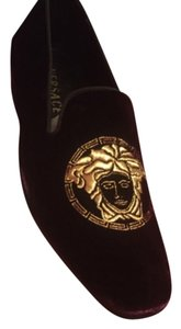 Versace Purple Flats