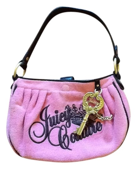 Juicy Couture Satchel in Pink