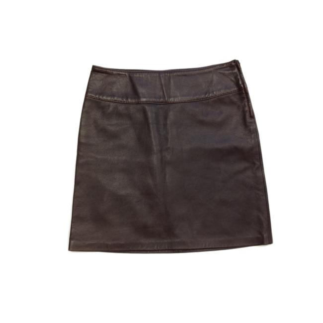 Dolce&Gabbana Skirt Dark Brown