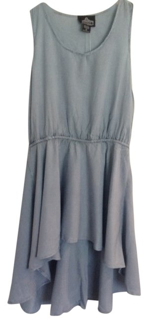 Preload https://item5.tradesy.com/images/angie-blue-hi-lo-blouse-size-8-m-10487329-0-1.jpg?width=400&height=650