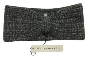 White + Warren LUXE KNOTTED HEADBAND