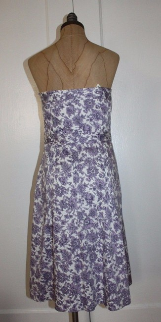 Ann Taylor Strapless Bridesmaid Dress