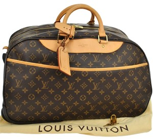 Louis Vuitton Eole 50 45 60 Brown Travel Bag
