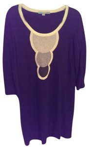 Boden Cashmere Angora Sweater Dress
