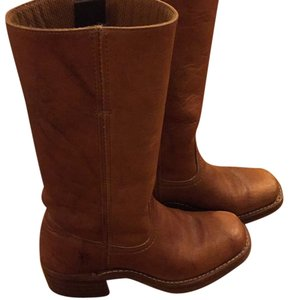 Frye Russet Boots