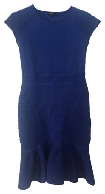 Preload https://item3.tradesy.com/images/bebe-blue-bodycon-above-knee-night-out-dress-size-0-xs-10488442-0-1.jpg?width=400&height=650