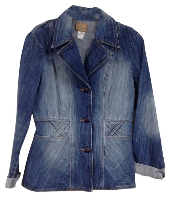 Jill Stuart Denim Womens Jean Jacket