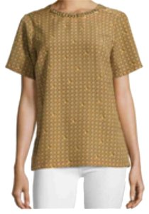 Michael Kors Top Tan
